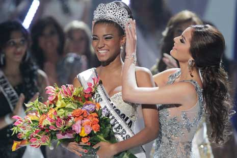 leila lopes miss angola miss universe 2011