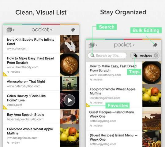 6 Best iPhone Apps of 2012 pocket