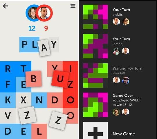 Letterpress 6 Best iPhone Apps of 2012