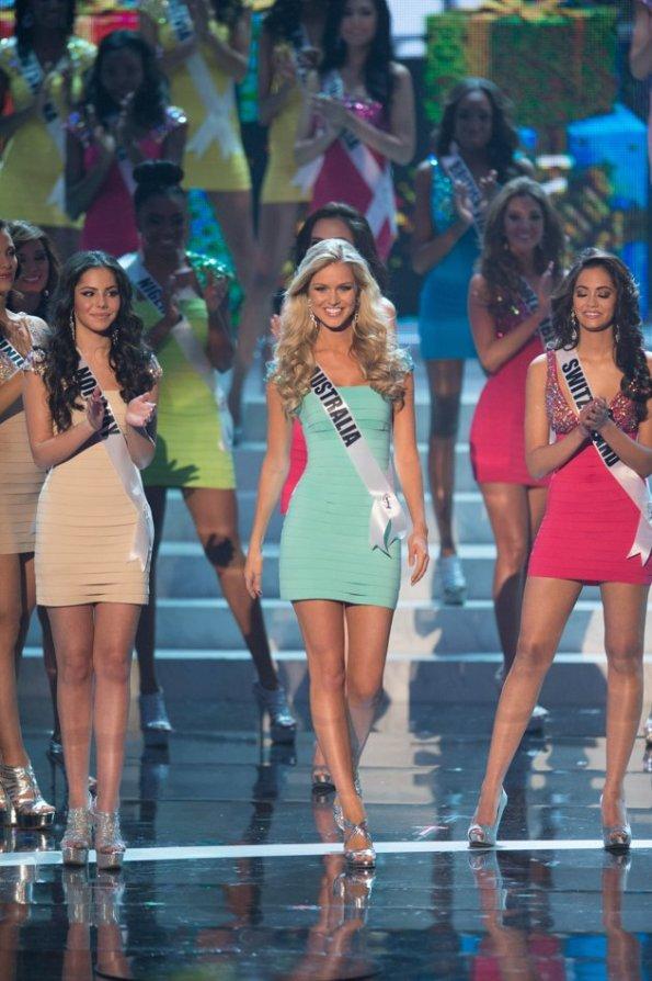 Miss Australia, Renae Ayris