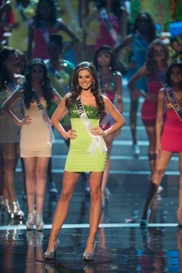 Miss Brazil, Gabriela Markus