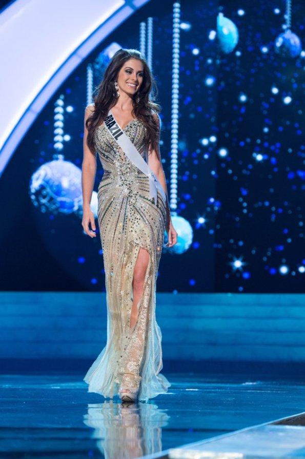 miss brazil night dress