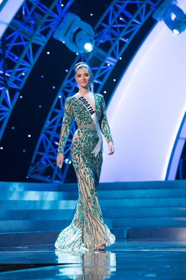 miss croatia (kroasia) night dress