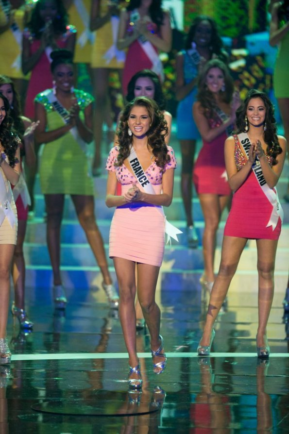 Miss France, Marie Payet,