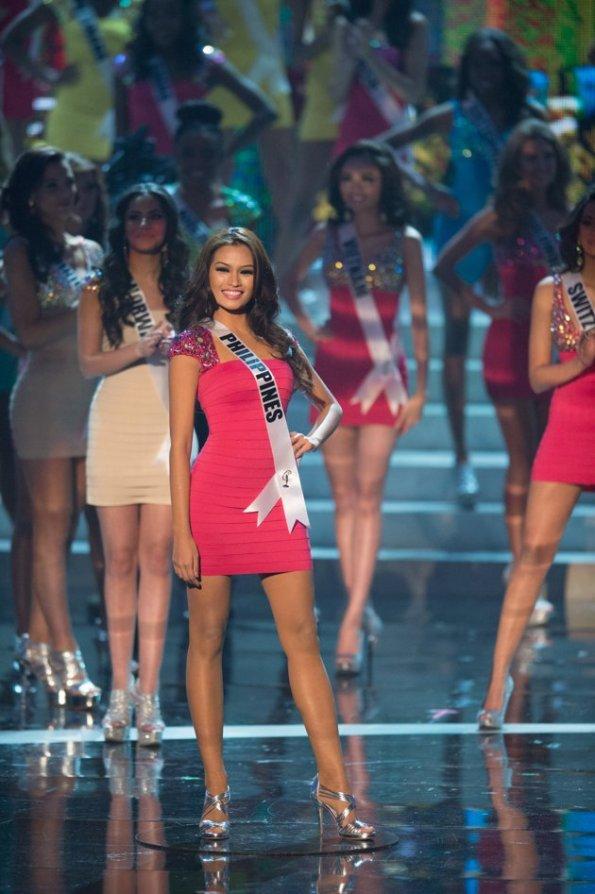 Miss Philippines, Janine Tugonon