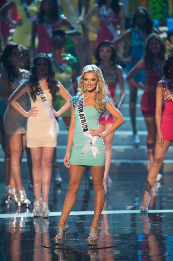 Miss South Africa, Melinda Bam