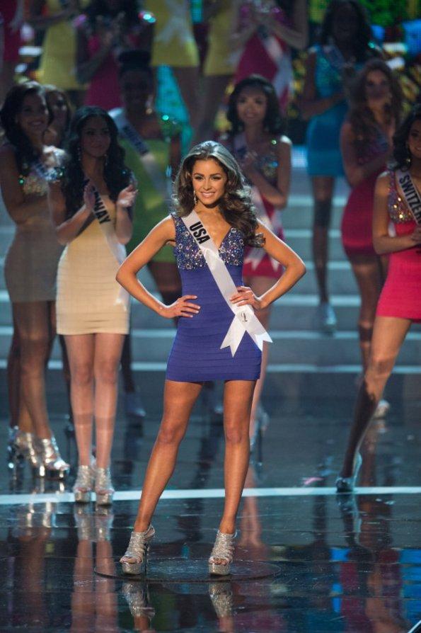 Olivia Culpo  10 besar miss universe 2012 miss usa